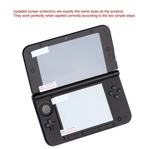 ButterFox 12-in-1 Accessory Travel Pack / Case For New Nintendo 3DS XL Console: Black (New Nintendo 3DS XL - 2015)