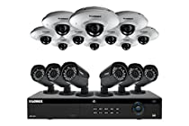 Lorex A 16 channel IP camera system featuring six 2K Color Night Vision and ten HD 1080p audio-enabled cameras