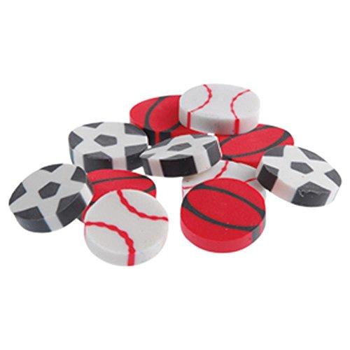 (U.S. Toy Mini Sports Erasers )