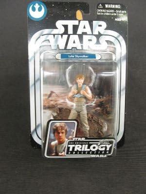 Upright Version Star Wars Original Trilogy Collection #01 Dagobah Luke Skywalker Action Figure Hasbro Toys