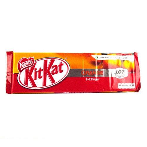 Kit Finger Orange Pack 150g