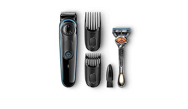MMPY Maquinilla de Afeitar eléctrica, Recortadora de Barba y cortapelos, Cuchilla Afilada Afilada, Cuello Afeitado Limpio, mejillas y Cara con la maquinilla de Afeitar con tecnología: Amazon.es: Hogar