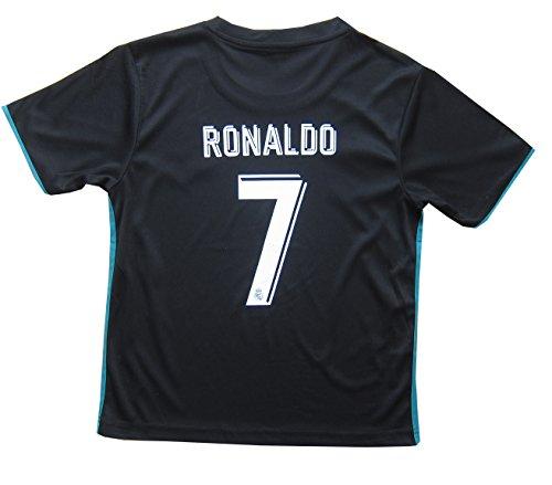 e79bf2da86f72 Uniforme Real Madrid 2017 2018 de Cristiano Ronaldo