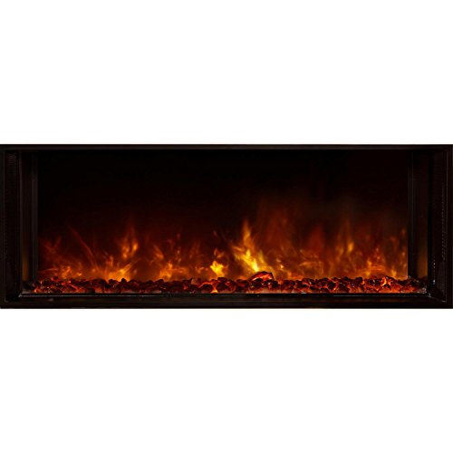 Cheap Landscape FullView Series Electric Fireplace Black Friday & Cyber Monday 2019