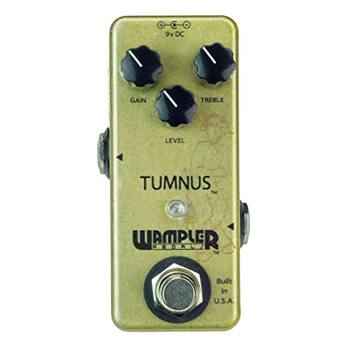 Wampler Tumnus Overdrive Guitar Effects Pedal ()
