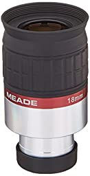 Meade Instruments 07734 Series 5000 1.25-Inch HD-60 18-Millimeter Eyepiece (Black)