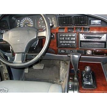Amazon Com Toyota Land Cruiser Interior Burl Wood Dash