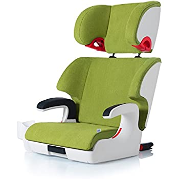 Clek Oobr High Back Booster Car Seat with Recline and Rigid Latch,Dragonfly