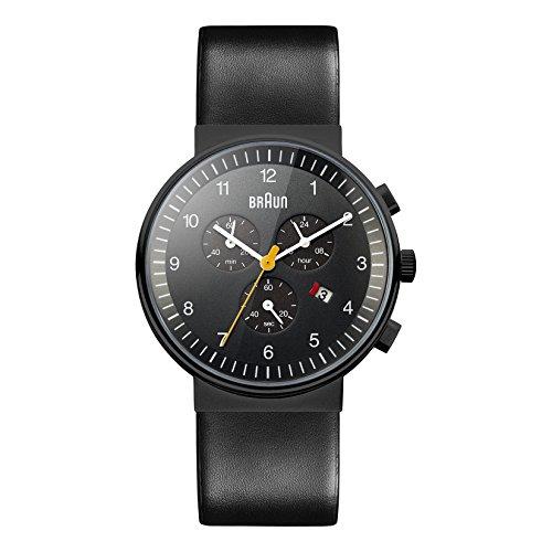Braun BN0035BKBKG Classic Chronograph Display
