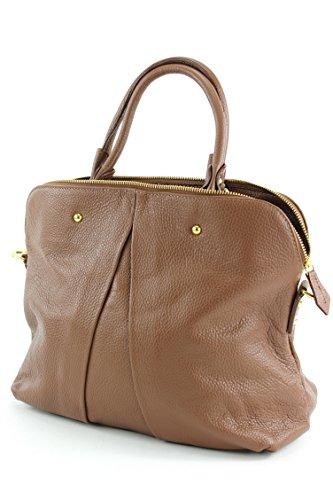 véritable à sac in Made cuir main modamoda femme Sac pour italien T39 Italy Brown cuir sac de sac en sac wqTnxSz