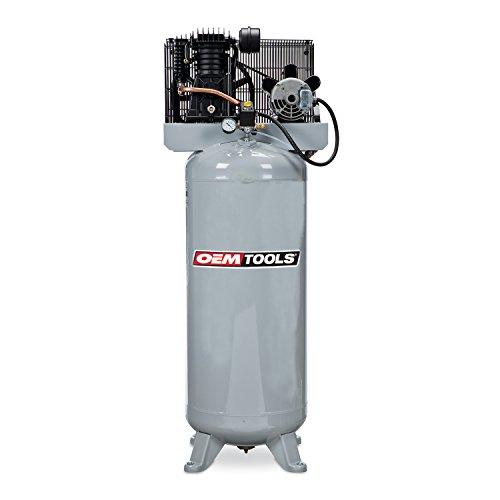 OEM TOOLS 26106 5Hp 60 gallon Single Phase 230V Air Compressor