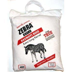 zebra basmati rice - 3