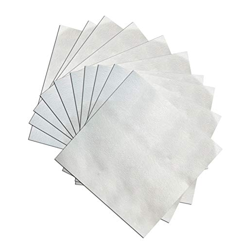 Fltaheroo 40 Stks Patch Reparatie Kit Opblaasbare Duurzaam Zwembad Reparatie Tape PVC Air Matras Patch Kit voor Liner