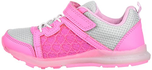 Pictures of Carter's Kids Purity Girl's Light-Up Sneaker 8 M US 5