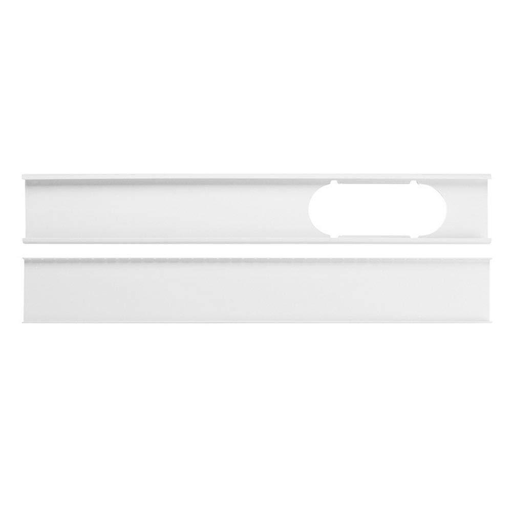 Adaptateur de Fen/être Connecteur de Tube//Kit Joint de Fen/être Plaque pour Couvercle de Conduite Ligne de Climatiseur Connecteur dextracteur de Tuyau d/échappement