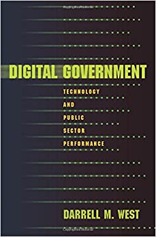 Book Digital Government: Technology and Public Sector Performance