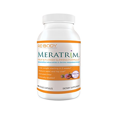 Re-Body - MeraTrim Fruit & Flower Formula, for Healthy Weight Management, 60 Count