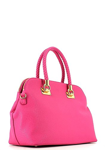 Liu Jo Shopping Scomparti Shopper 38cm pink A16089E0087-82333