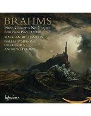 Brahms: Piano Concerto No. 2; Four Piano Pieces, Op. 119