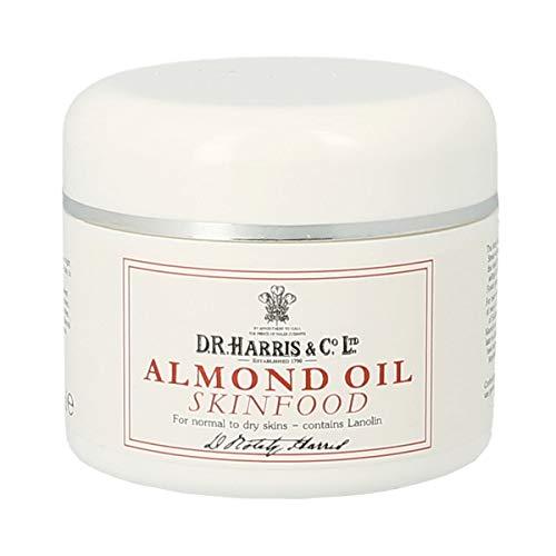 D R Harris Almond Oil Skinfood 50ml