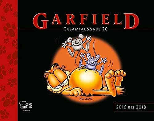 Buch-Tipp: Garfield Gesamtausgabe 20: 2016 bis 2018
