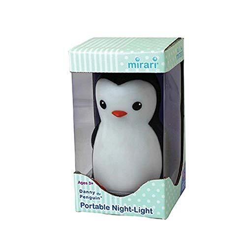 Mirari Portable Night-Light - Danny the Penguin