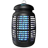 [2 in 1] Bug Zapper Outdoor Electric & Attractant
