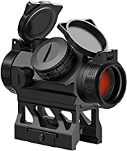 Feyachi V30 2MOA Red Dot Sight Auto On & Off 1x20mm Compact Reddot Optics with Low Profile and Absolute Co