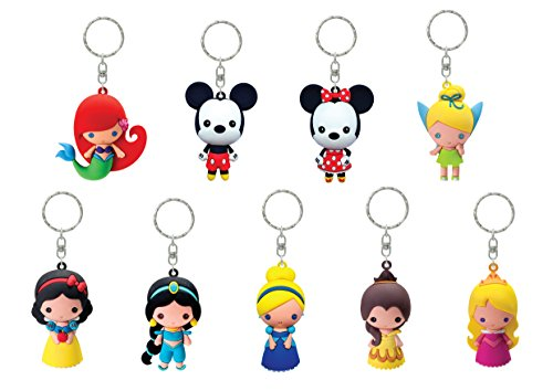 Amazon.com: Disney Blind Bag 3-D Figural Key Ring: Toys & Games