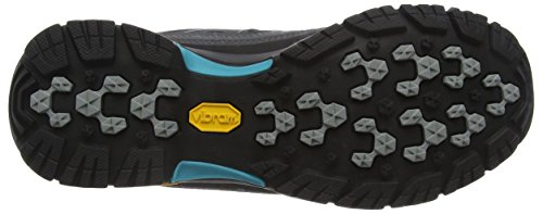 Berghaus Explorer Active Gtx Tech, Zapatos de High Rise Senderismo para Mujer Multicolor (Black/spray Y41)