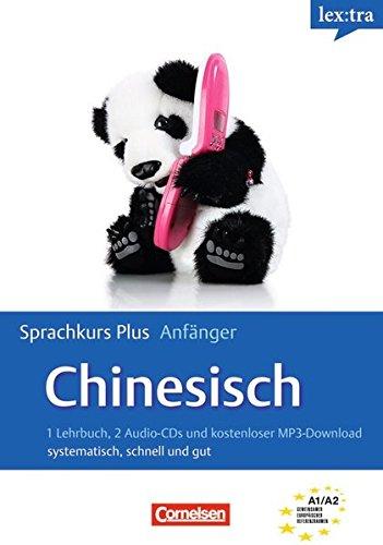 Lextra - Chinesisch - Sprachkurs Plus: Anfänger: A1-A2 - Selbstlernbuch mit CDs und kostenlosem MP3-Download