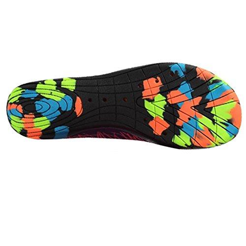 de Natación Rápido de Calcetines Verde Agua Zapatos Surf Para Buceo Mujeres Piscina A Secado Eagsouni Unisex Playa de Hombres Yoga Calzado Descalzo P8gqt