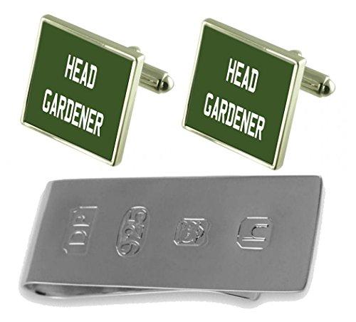 Clip Cufflinks Money James Gardener Gifts amp; Head Select Sign Bond 7FpZBwzUqW