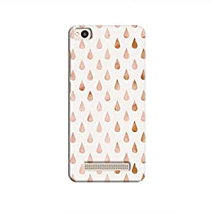 Cover It Up - Raindrops Pale Pink Pastel Redmi 4A Hard Case