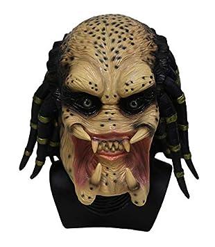 Predator 3//4 maschera Adult