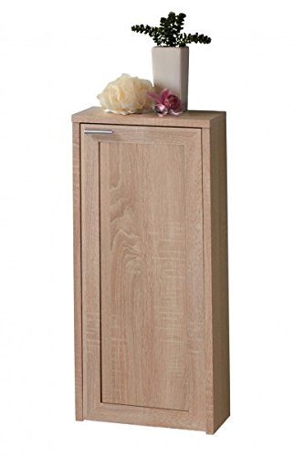 Wall Cabinet–Livia H1'Bathroom Cabinet Sonoma Oak Jadella