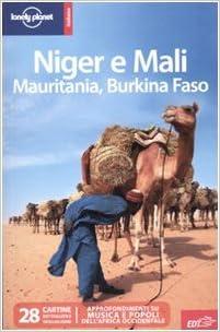 Book Niger e Mali. Mauritania, Burkina Faso