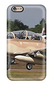 8603900K26624087 Perfect Beechcraft T-6 Texan Ii Case Cover Skin For Iphone 6 Phone Case