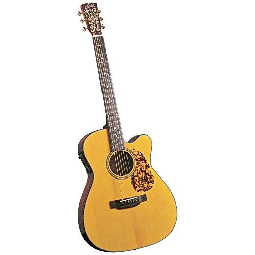 Blueridge BR-143CE Historic Series Cutaway Acoustic-Electric 000 Guitar