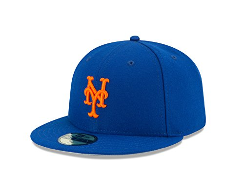 MLB New York Mets ALT AC On Field 59Fifty Fitted Cap, Size 7 1/4, Royal ()