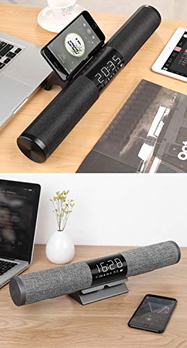 xingganglengyin Wireless FM Radio Sound Blaster Bluetooth Speaker Private Mode TV Audio Subwoofer Card by xingganglengyin (Image #2)