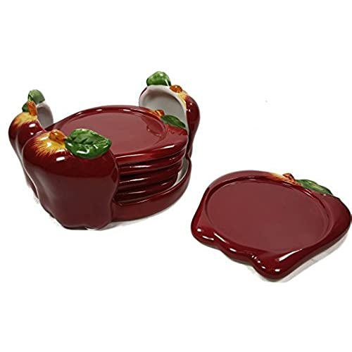 Apple Kitchen Decor Cheap: Apple Kitchen Decor Sets: Amazon.com