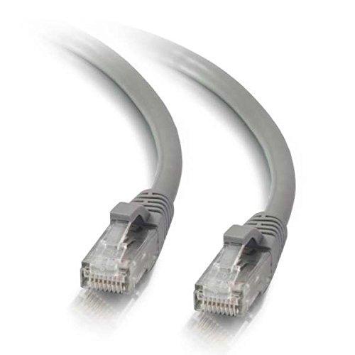 C2G 1m Cat5E UTP LSZH Network Patch Cable - Grey