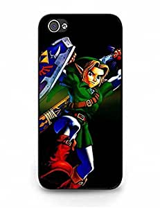 Houston Astros Iphone Case's Shop 7562025M428399942 Iphone 5 Case, Hipster Zelda Graph Protective Snap-On Case for Iphone 5S
