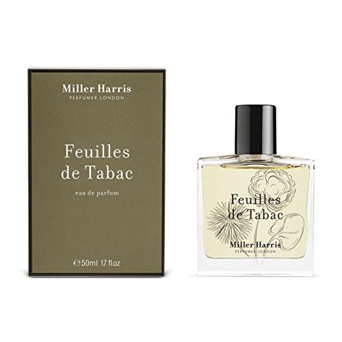 Miller Harris Feuilles De Tabac Eau De Parfum Spray New Packaging 50ml 1.7oz
