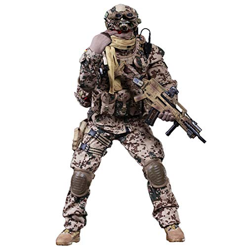 Haoun 1/6 Scale 12 Inch Army Military Action Figure, used for sale  Delivered anywhere in USA