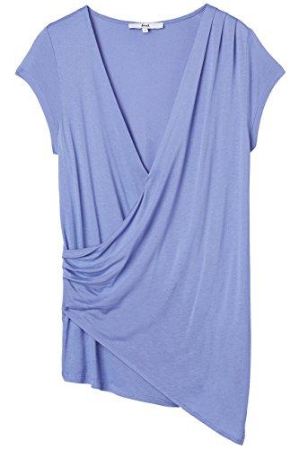 Top Hyacinth a Donna FIND Portafoglio Blu pd7w0Xq