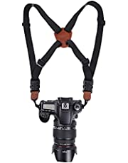 Camera Harness Strap for Binoculars Rangefinder Compatible with Canon Nikon Sony DSLR