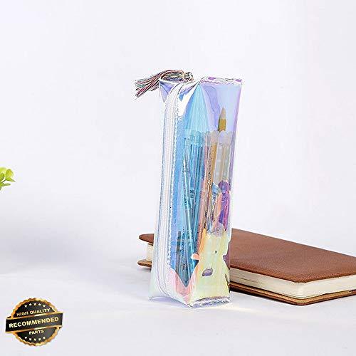 Gatton Transparent Laser Travel Make Up Bag Holographic PU Leather Makeup Case 6 Colors | Style TRVIHR-11292266