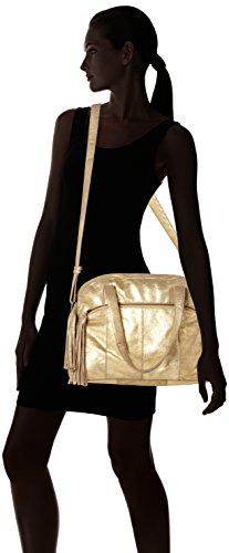 Or Bag Pcmylisia Pieces Colour Sacs Gold Leather menotte BXpwwROq
